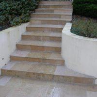 Escalier dallage Cenia