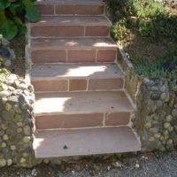 Escalier en Modak
